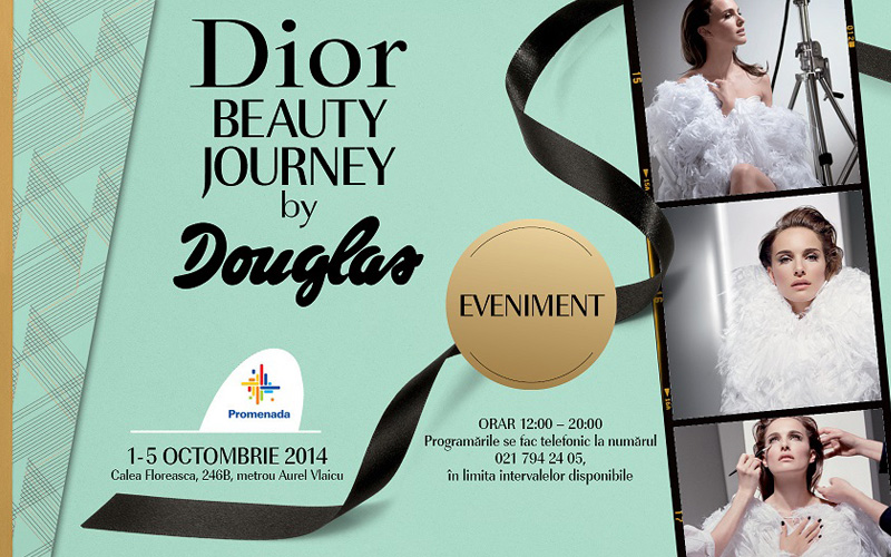 Dior Beauty Journey by Douglas