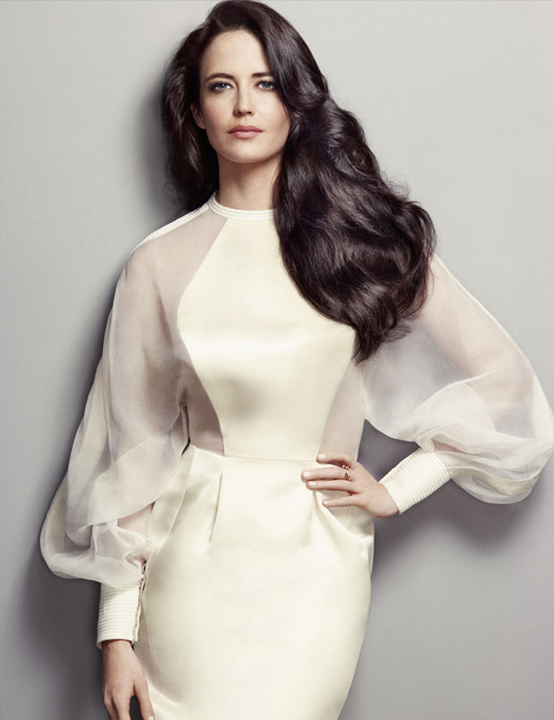 Eva Green – noua imagine L'Oreal Professionnel