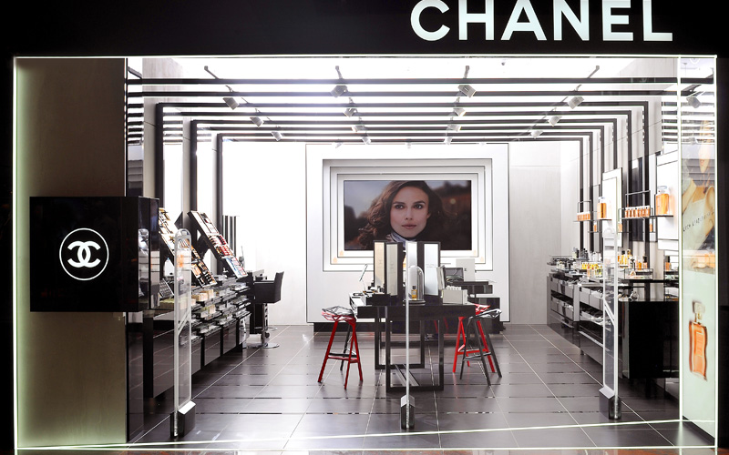 Ultimate luxury experience by Chanel